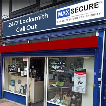 Locksmith store in Hampstead gdn Suburb
